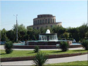 Taskenti fiatalok háza