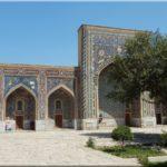 Üzbég medresze