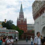 Kreml Troickaja-torony