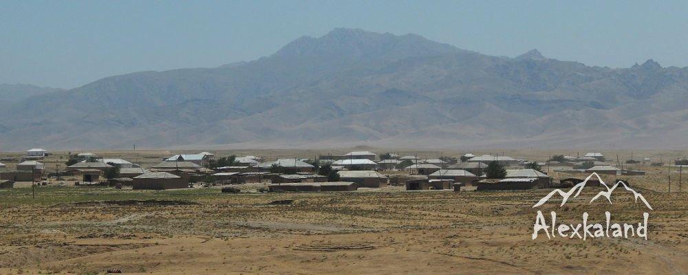Üzbegisztán 1. rész