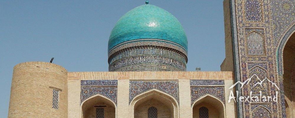 Üzbegisztán 2. rész