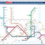 A város metróhálózata