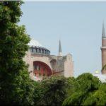 Hagia Sophia egy hajdani bizánci ortodox bazilika