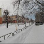 Téli városközpont