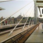 Galata hídon készült kép