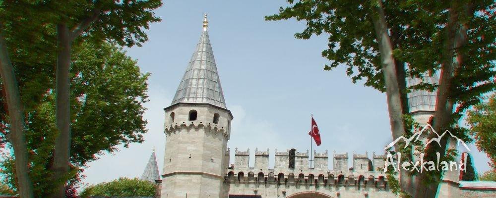 Pár órás séta Isztambulban