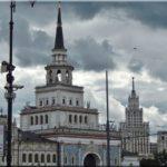 Jároszlávszkij pályaudvar környéke