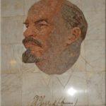 Lenin portré
