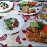 Az ebédünk