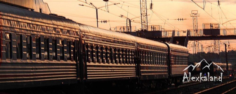 Utazás a transzszibériai vasúton 2. rész