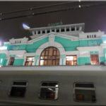 Omszk: a nagy találkozás...