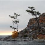Kora reggeli képek a Sámán sziklánál