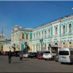 Visszatértünk az Irkutszki vasútállomásra