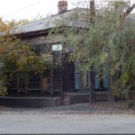 Irkutszk régi faházai