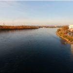 Angara folyó és a környéke