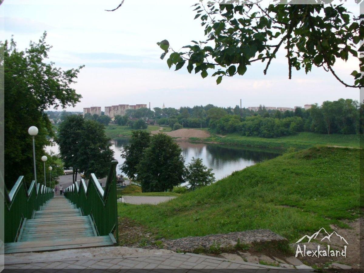Nyugati-Dvina folyó