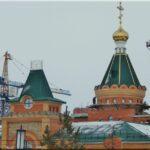 A székesegyház közelében újabb templom is épül