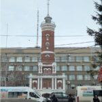 A tűzoltó torony