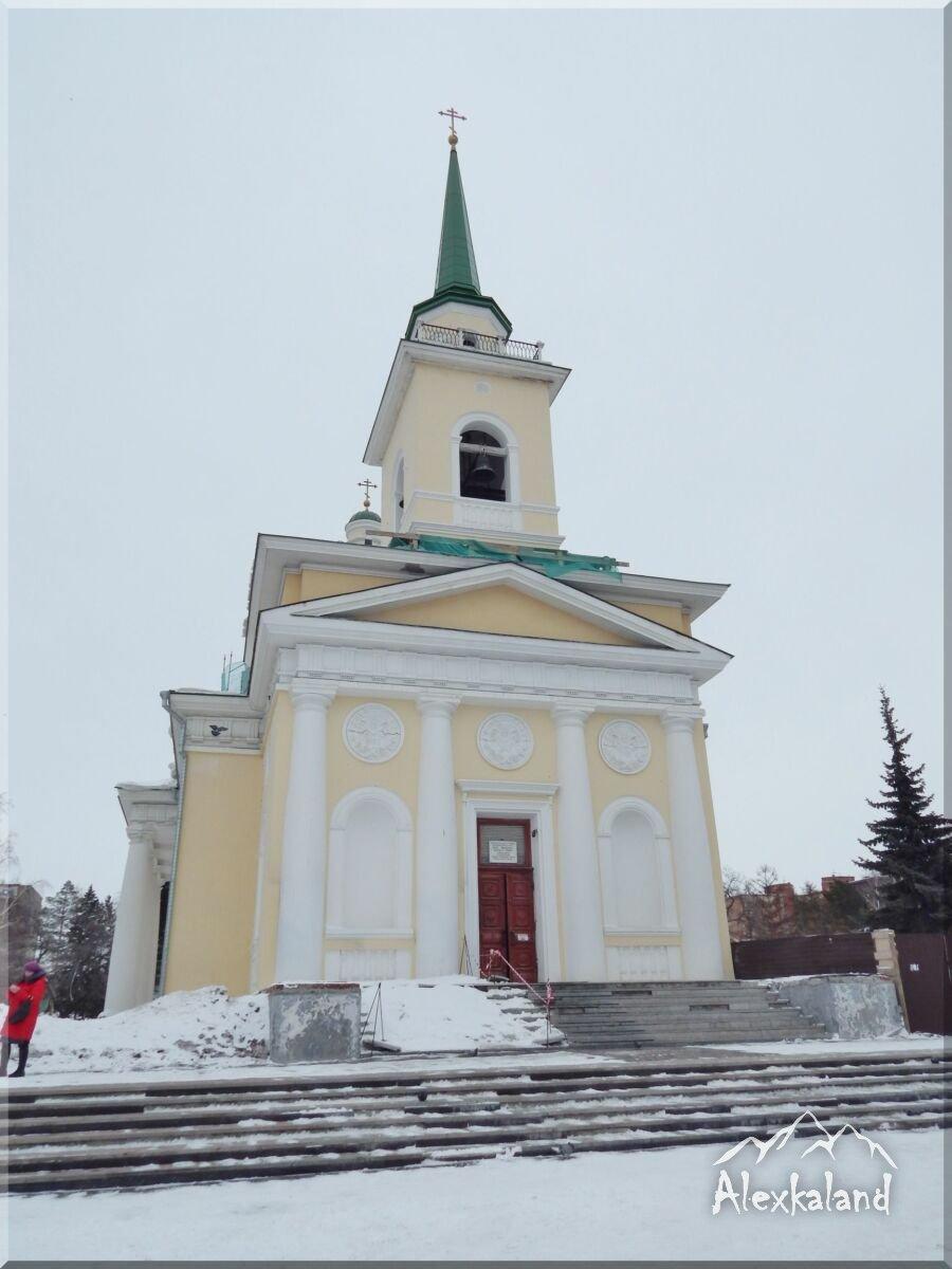 Szvjáto-Nikolszkij kozák székesegyház