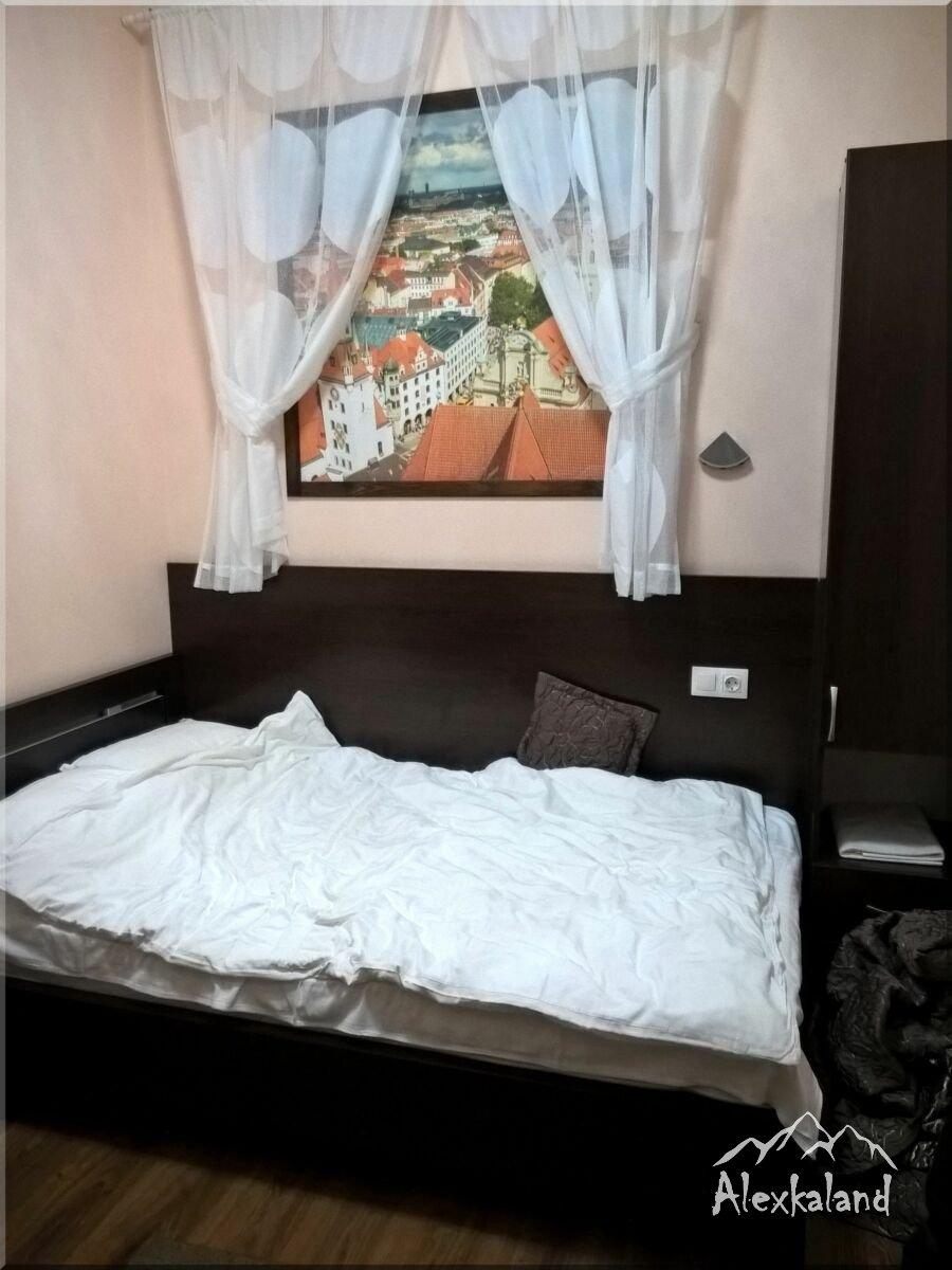 Ablak nélküli szállodai szobám