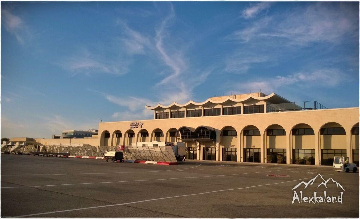 Málta Nemzetközi repülőtere