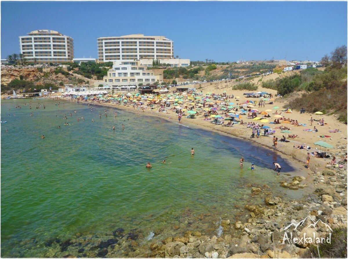 Golden Bay nevű strand