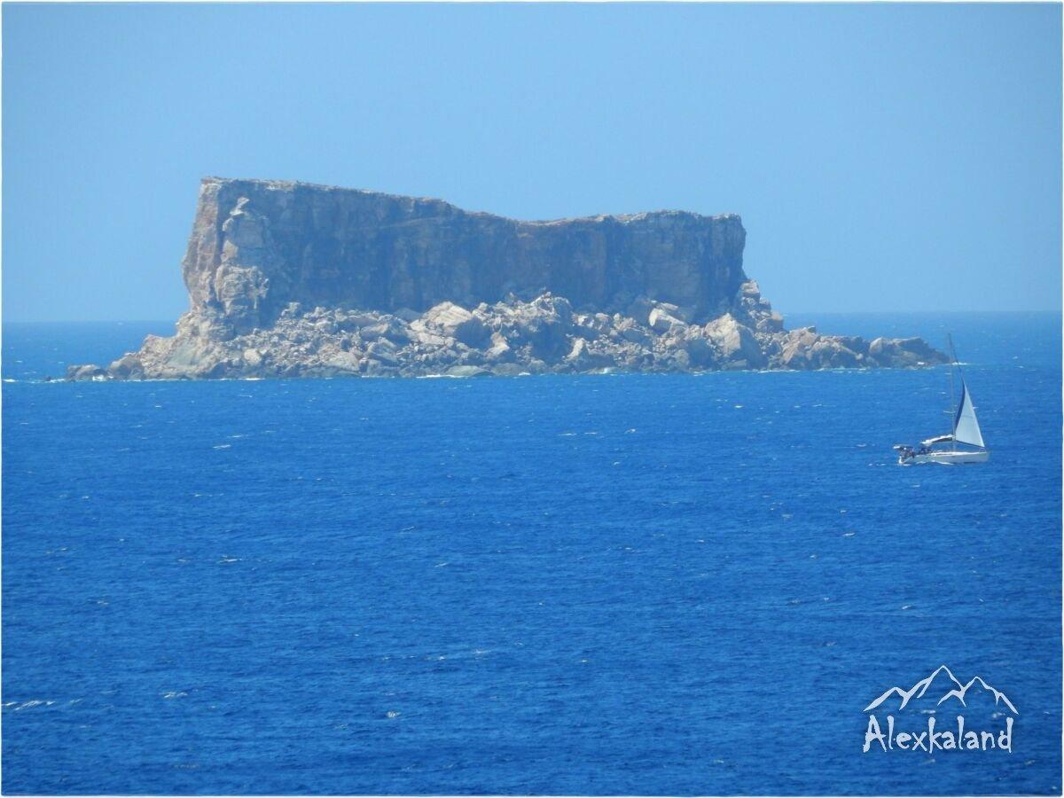 Filfla nevű sziget