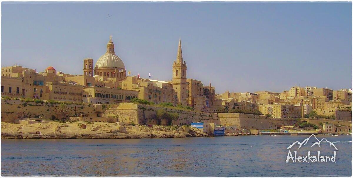 Valletta, Málta fővárosa