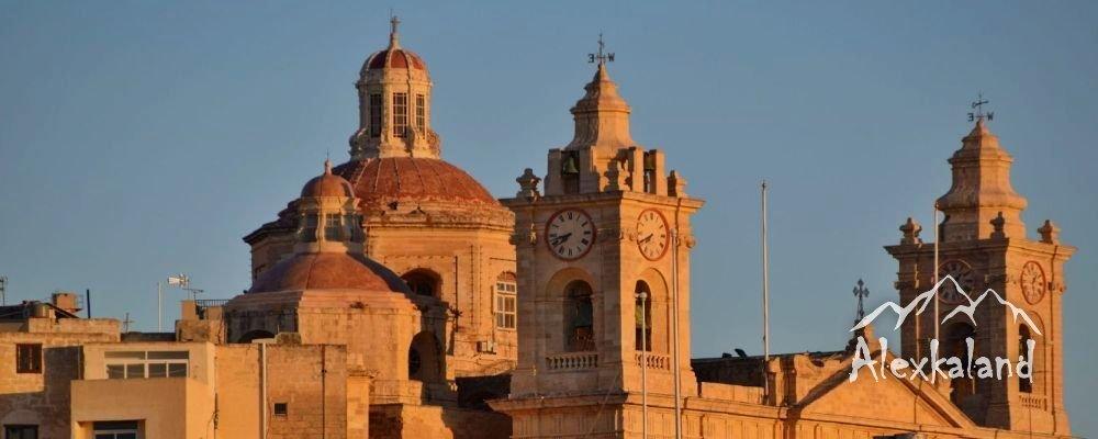 Málta, a mediterrán szíve